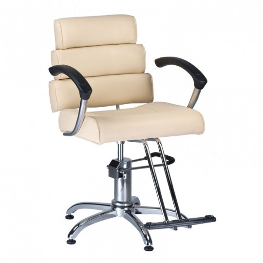 BR-3857 Fotel fryzjerski FIORE Kolory