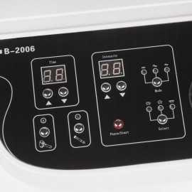 Mazaro BR-6672 Elektryczny fotel kosmetyczny Biały