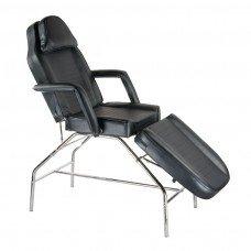 BR-3351 Fotel kosmetyczny Czarny