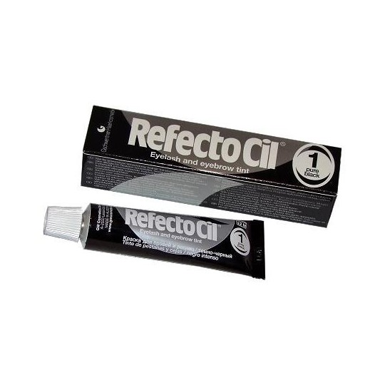 Henna żelowa czarna 15ml RefectoCil