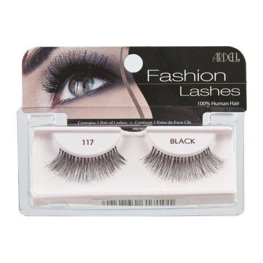 Rzęsy Fashion Lashes 117 black ARDELL