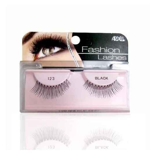 Rzęsy Fashion Lashes 123 black ARDELL