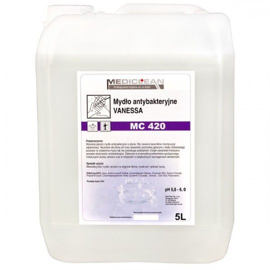 Mydło antybakteryjne MC 420 5l