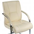 BX-3345 Krzesło Kremowe