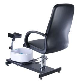 BW-100 Fotel do pedicure Czarny