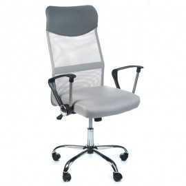 BD-8222 Hydrauliczny fotel kosmetyczny Szary