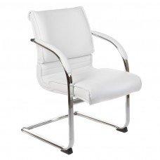 BX-3339B Krzesło Białe