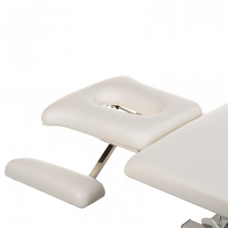 Fotel barberski HEKTOR BH-3208 Szary