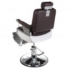 Fotel barberski HOMER II Czarny