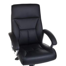 Fotel biurowy BX-5085B Czarny