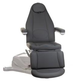Mazaro BR-6672B Elektryczny fotel kosmetyczny Szary