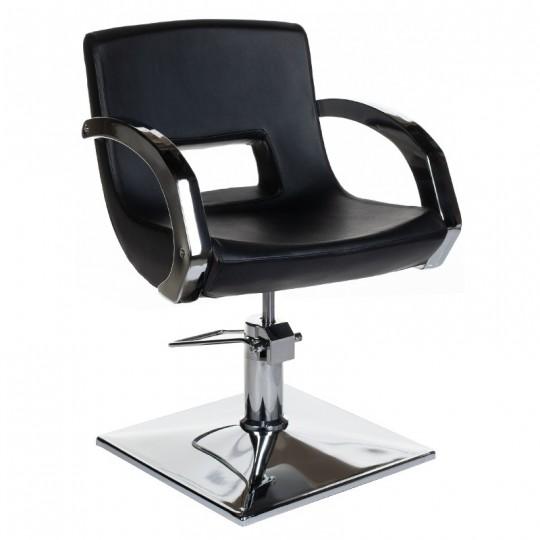 BD-1131 Fotel fryzjerski NINO Czarny
