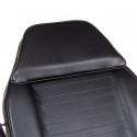 BW-210 Hydrauliczny fotel kosmetyczny Czarny