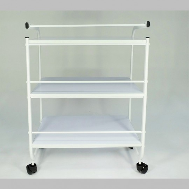 BD-9920 Taboret Biały