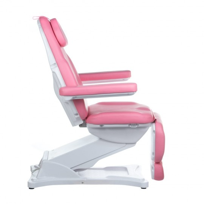 Fotel kosmetyczny MODENA Różowy