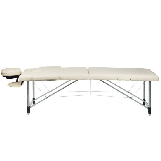 BS-723 Stół do masażu i rehabilitacji Niebieski