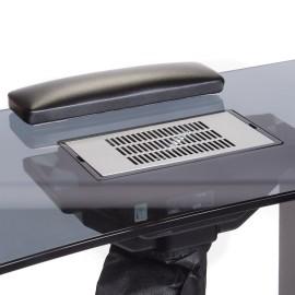 Stolik do manicure + pochłaniacz BD-3425-1+P Czarny